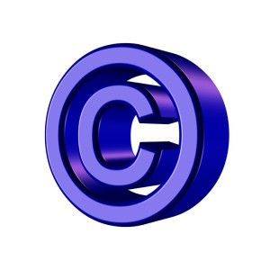 ochranná známka copyright