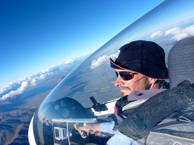 Věnujete se létání? Nezapomeňte se pojistit!